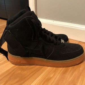 232df72ba38 Nike Air Force 1 High-top '07 LV8 Suede